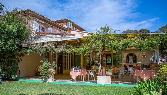 Restaurant Avec Terrasse Romantique Restaurant La Chanterelle